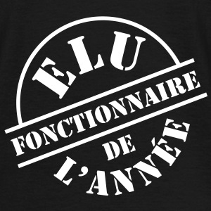 # Fonctionnaire # Tee shirts - T-shirt Homme