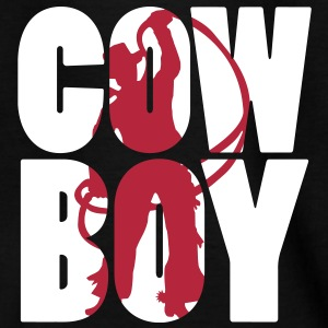 Cow-boy ! Shirts - Kids' T-Shirt