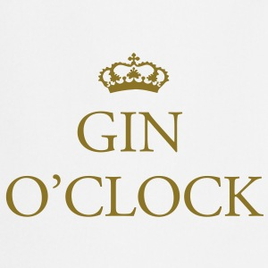 Gin O'Clock  Aprons - Cooking Apron