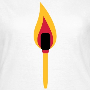 torch T-Shirts - Frauen T-Shirt
