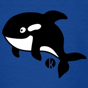 Orka - Orca - Wal - Whale Shirts - Teenage T-shirt
