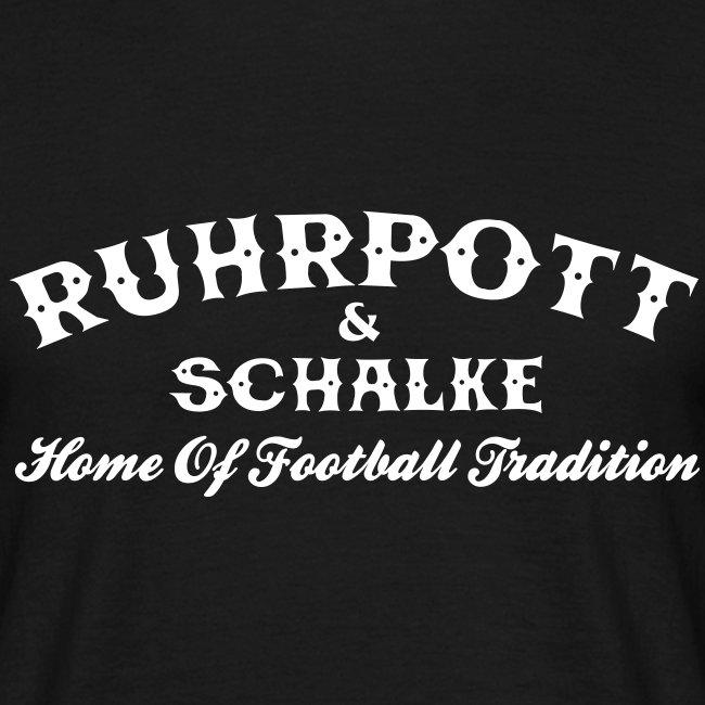 """Shirt """"Ruhrpott & Schalke"""""""