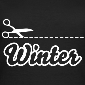 End Winter | Winter beenden T-Shirts - T-skjorte for kvinner