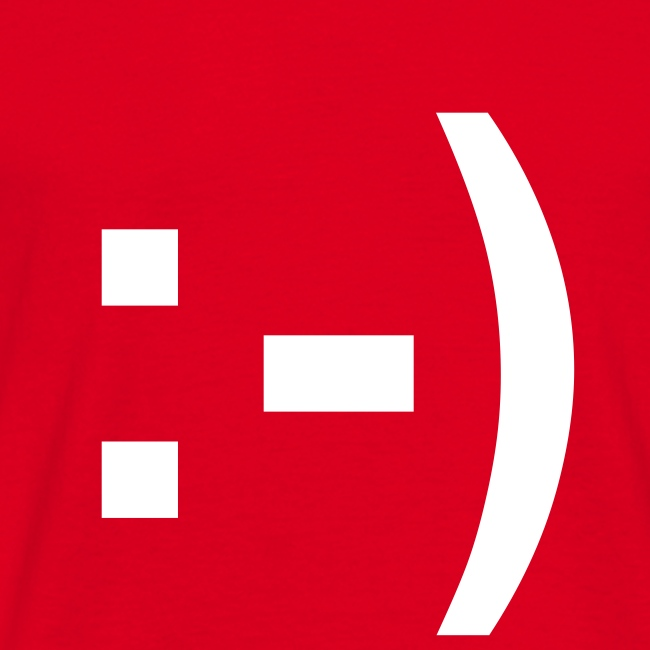 smile red