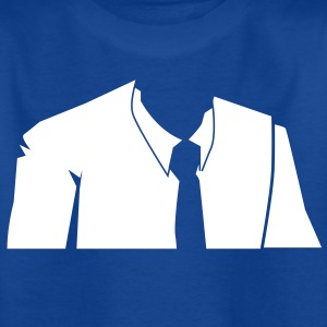 male in a suit no head Shirts - Kids' T-Shirt