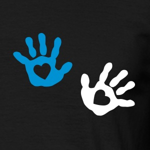 Baby - hands T-Shirts - Men's T-Shirt