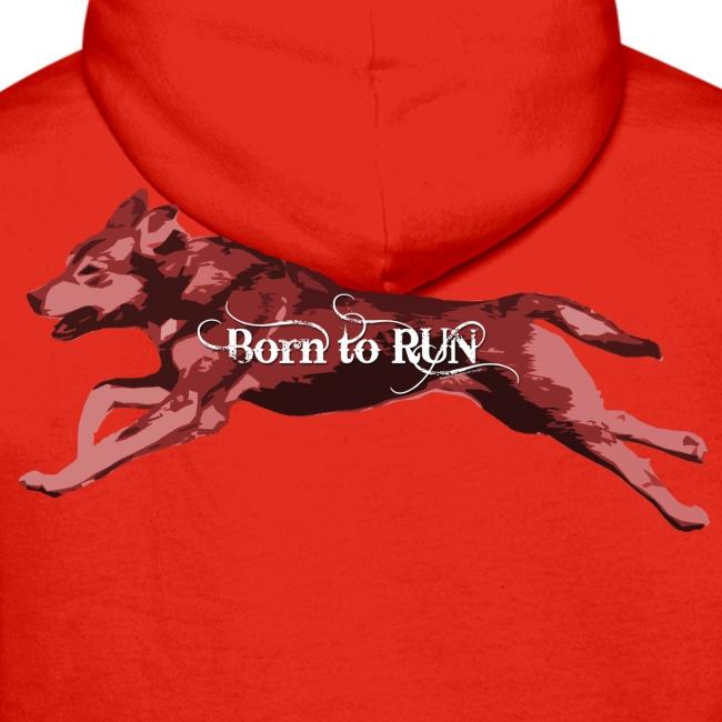 Born-to-RUN, Kapuzenpulli Man