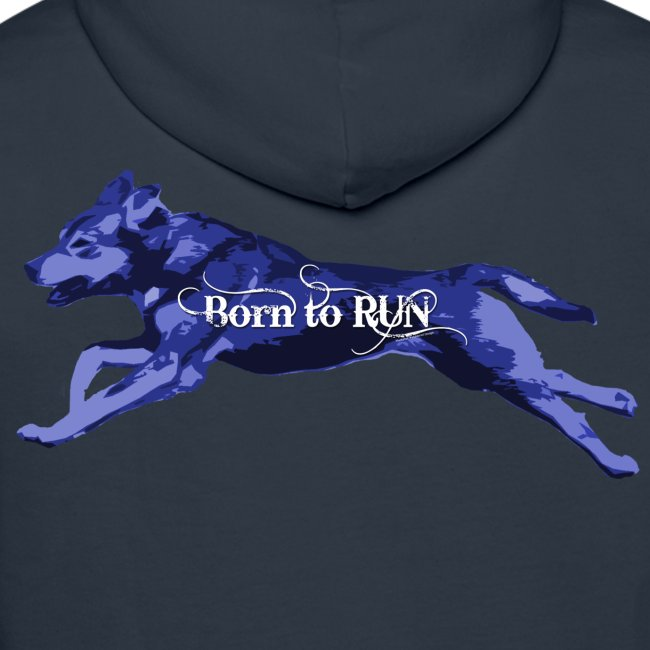 Born-to-RUN, Kapuzenpulli Man