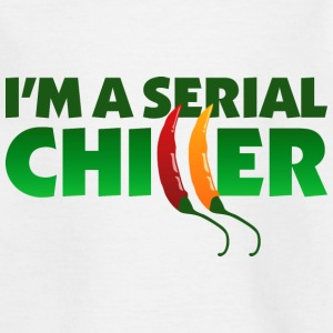 Serial Chiller 3 (dd)++2012 Shirts - Kids' T-Shirt