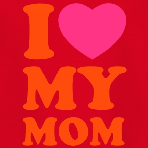 I love my mom Shirts - Camiseta niño