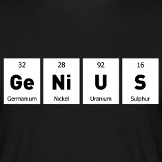 Genius Nerd Geek T-Shirts