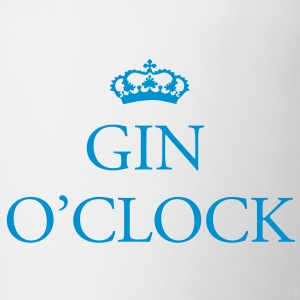 Gin O'Clock Bottles & Mugs - Mug