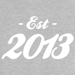 Geburt - Established 2013 T-Shirts - Baby T-Shirt