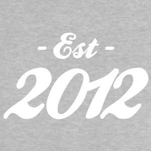 Geburt - Established 2012 T-Shirts - Baby T-Shirt
