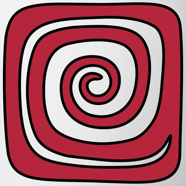 Quadrat_Spirale