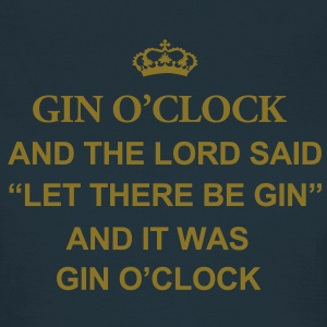 Gin O'Clock And The Lord Women's T-Shirt - Women's T-Shirt