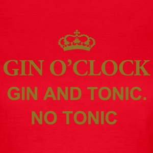 Gin O'Clock Gin And Tonic Women's T-Shirt - Women's T-Shirt