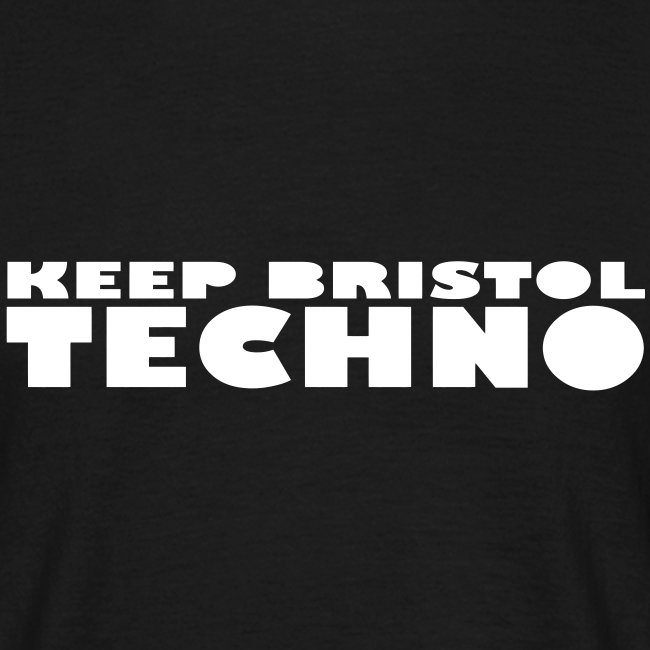KEEP BRISTOL TECHNO T-Shirt