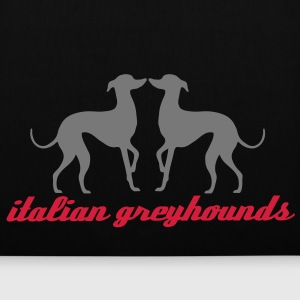Italian Greyhound Bags  - Tote Bag