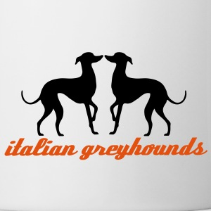 Italian Greyhound Bottles & Mugs - Mug