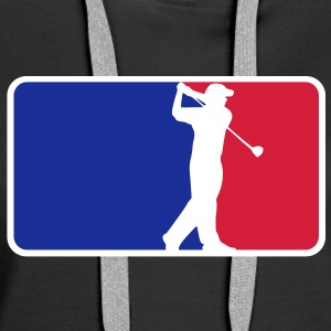 golfleague Hoodies & Sweatshirts - Women's Premium Hoodie