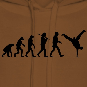 evolution of breakdance Pullover & Hoodies - Frauen Premium Hoodie
