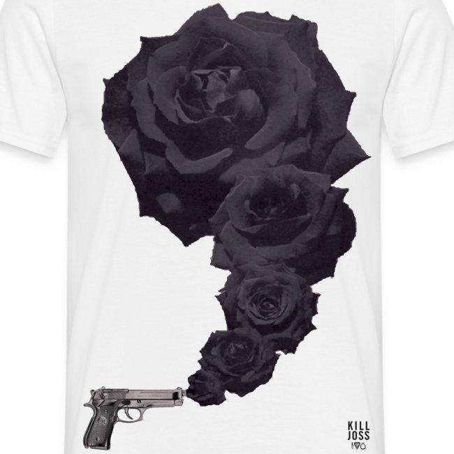 THIS GUN SHOOTS FLOWERS - WHITE