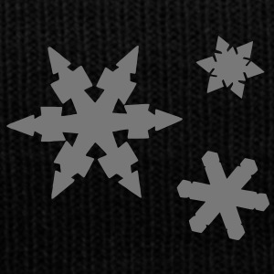 snowflakes Caps & Hats - Winter Hat