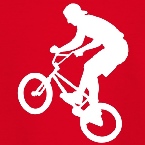 Cool BMX Rider  Shirts - Kids' T-Shirt