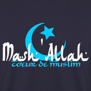 SWEAT MA SHA ALLAH - Sweat-shirt Homme