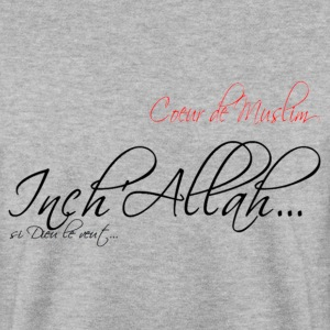 SWEAT IN SHA ALLAH - Sweat-shirt Homme