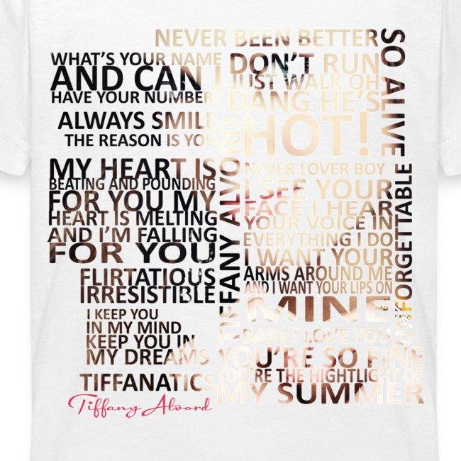 Tiffany Typography