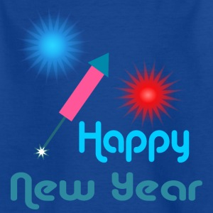 Happy New Year Shirts - Teenager T-shirt