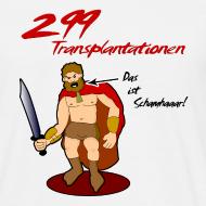 Motiv ~ 299 Transplantationen