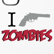 Diseño ~ Funda iPhone 4/4S - I Shoot zombies