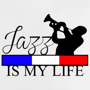 jazz is my life Tee shirts - T-shirt Bébé