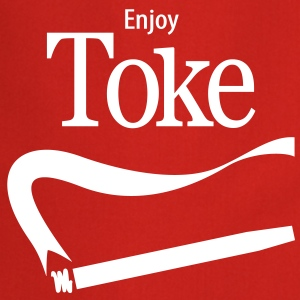 Enjoy Toke - Cooking Apron