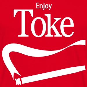 Enjoy Toke - Men's T-Shirt