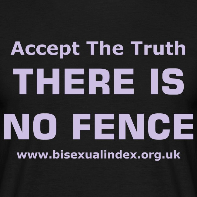 There Is No Fence