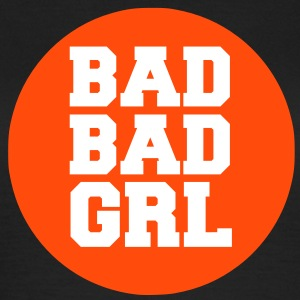Bad Bad Girl Logo T-Shirts - Frauen T-Shirt