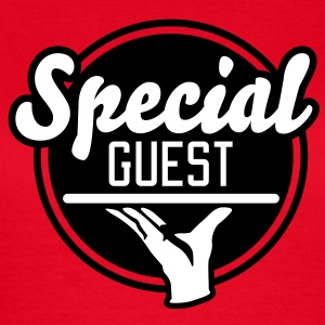 Special Guest T-Shirts - Dame-T-shirt