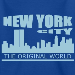 new york city Skjorter - T-skjorte for barn