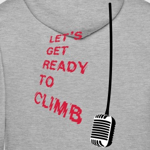 Let´s get ready to climb - Männer Premium Hoodie