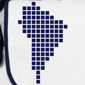 White/navy South America Bags  - Shoulder Bag