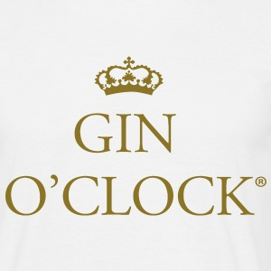 Gin O'Clock Men's T-Shirt - Men's T-Shirt