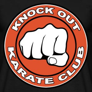 knock out karate club Tee shirts - T-shirt Homme