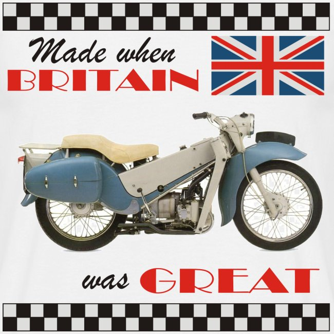 Britain was Great LE Velocette