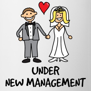 Wedding - Under New Management  - Mug