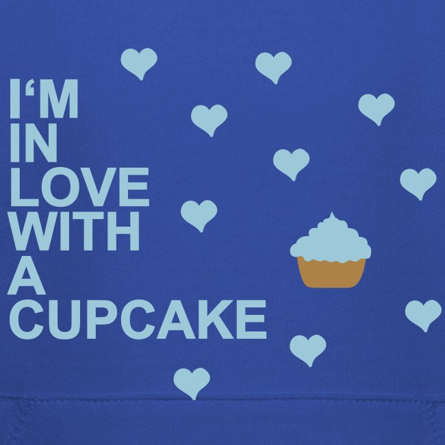 in love with a cupcake