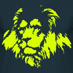 Lion face vector T-Shirts